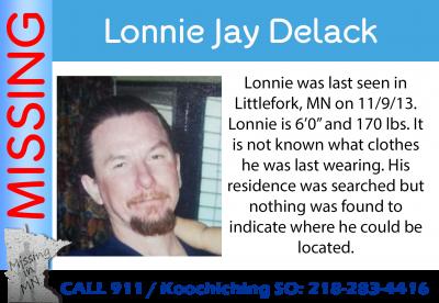 Lonnie Jay Delack Tile
